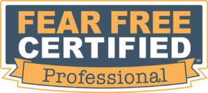 Fear Free Certified Veterinarian - Dr. Kimberly Daffner