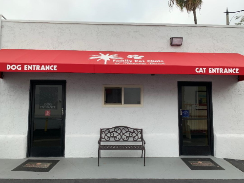 Family Pet Clinic of Redondo Beach - We Have Separate Dog and Cat Entrances